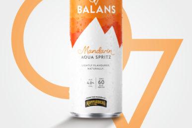 4% ABV, 250ml, Spiked Seltzer, Hard Seltzer. Aqua Spritz.
